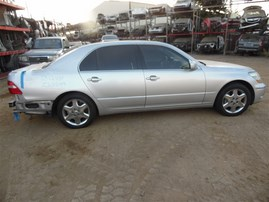 2005 LEXUS LS430 SILVER 4.3 AT Z20249